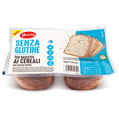 Pack Pan bauletto ai cereali
