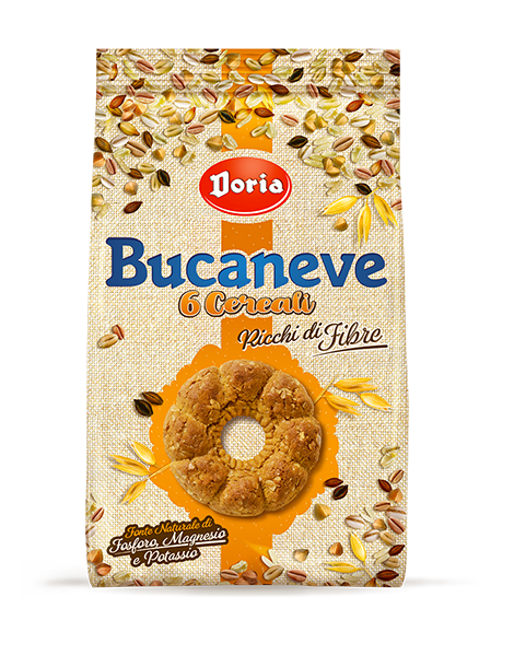 Pack Bucaneve 6 Cereali
